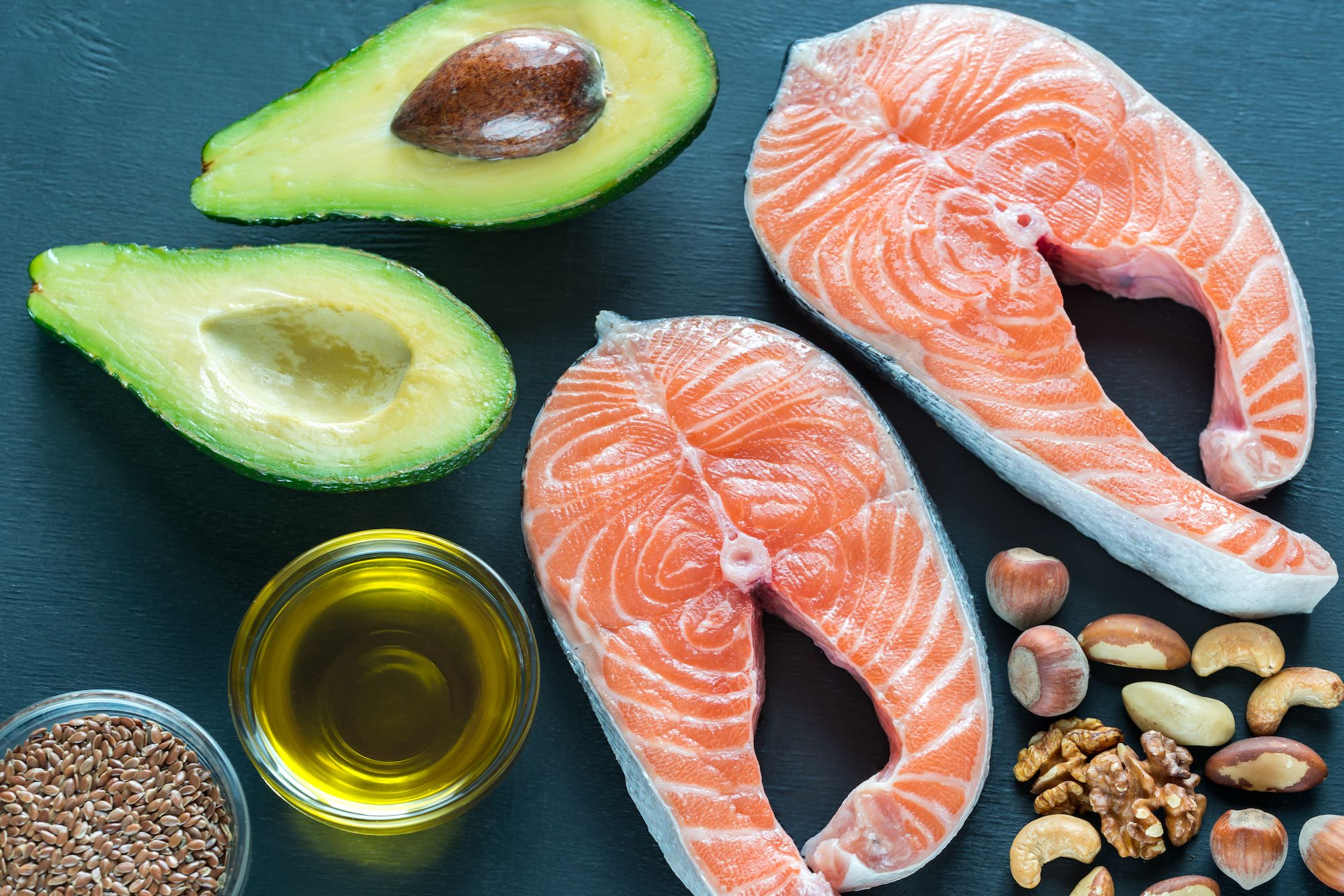 foods with omega-3 fats